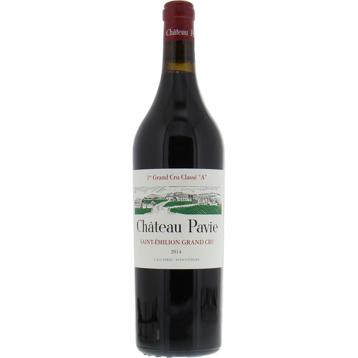 2012 Chateau Pavie (375 ml)