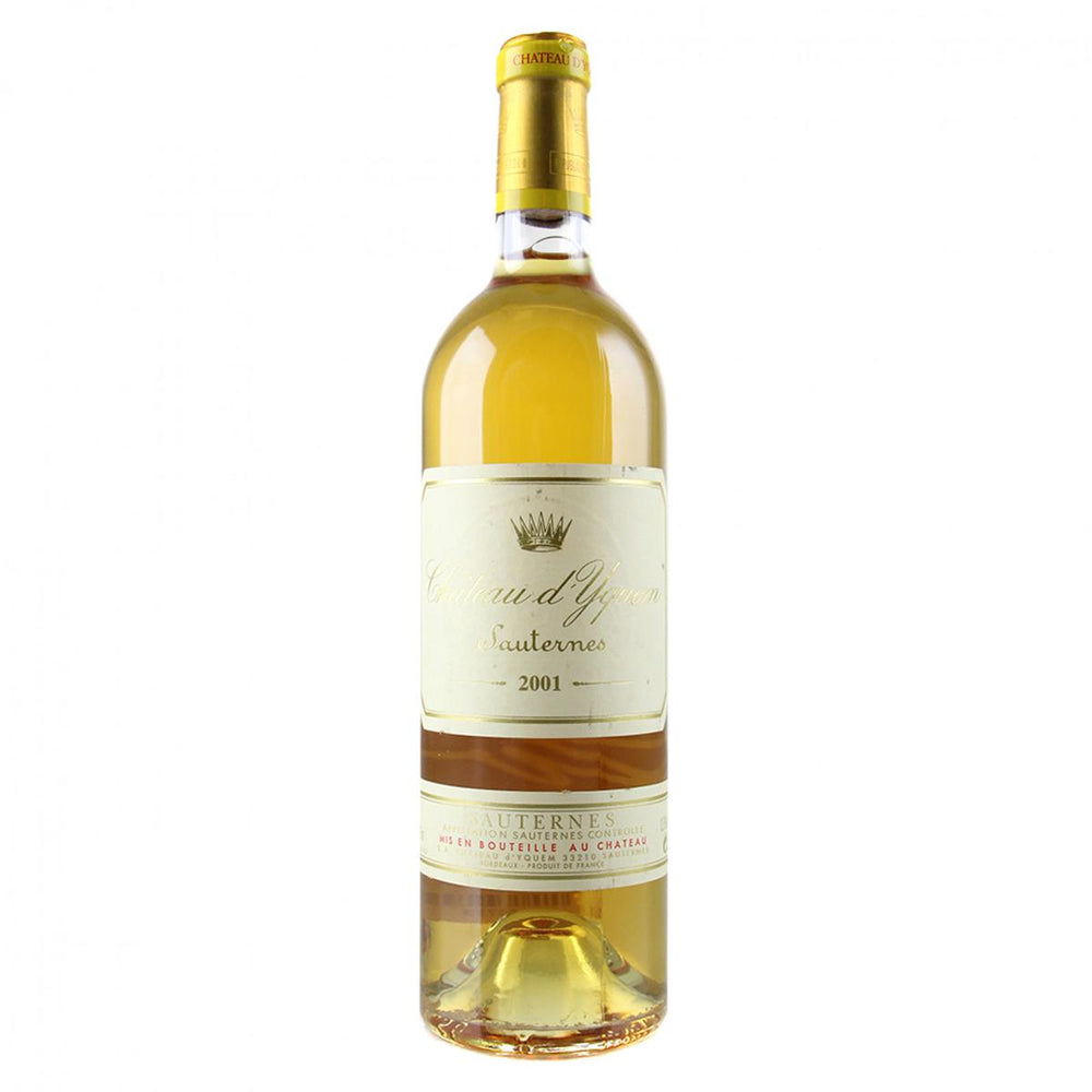 2001 Chateau d'Yquem (375 ml)