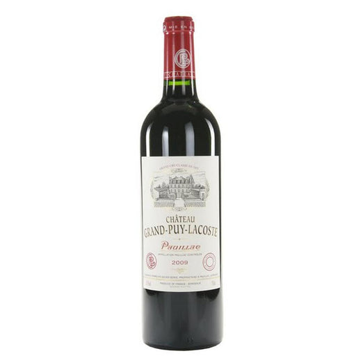 1989 Chateau Grand Puy Lacoste