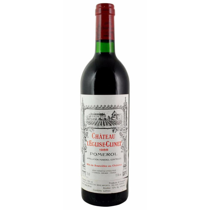 1988 Chateau L'Eglise Clinet
