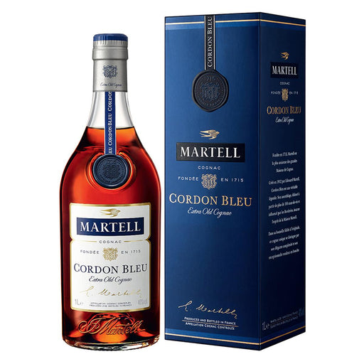 Martell Cordon Bleu Grand Classic Cognac (1500 ml)