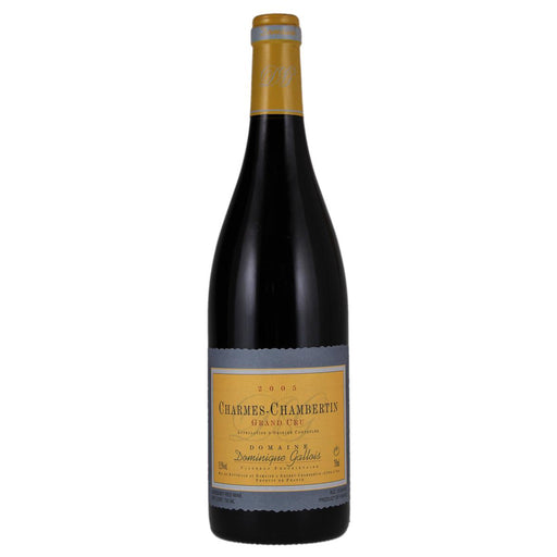 2012 Domaine Dominique Gallois Gevrey Chambertin
