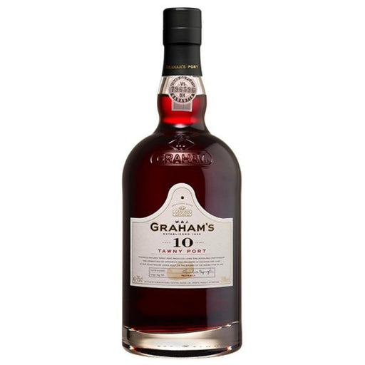 Grahams 10 years Port