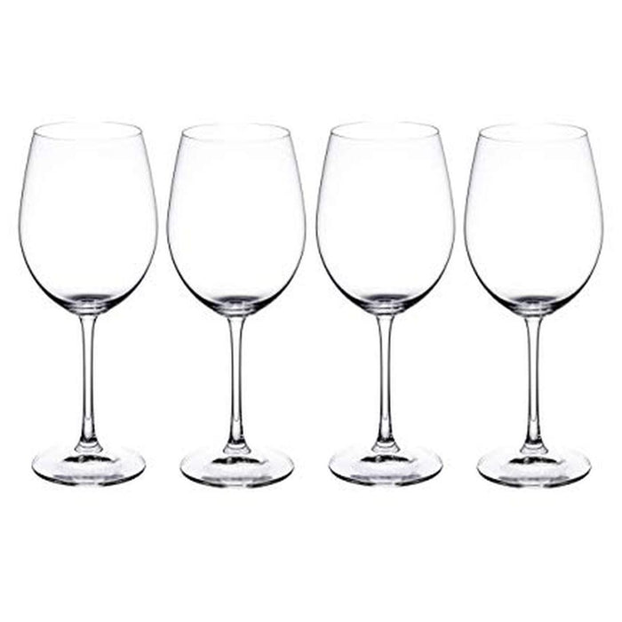 Nachtmann Vivendi Bordeaux Glass Set of 4