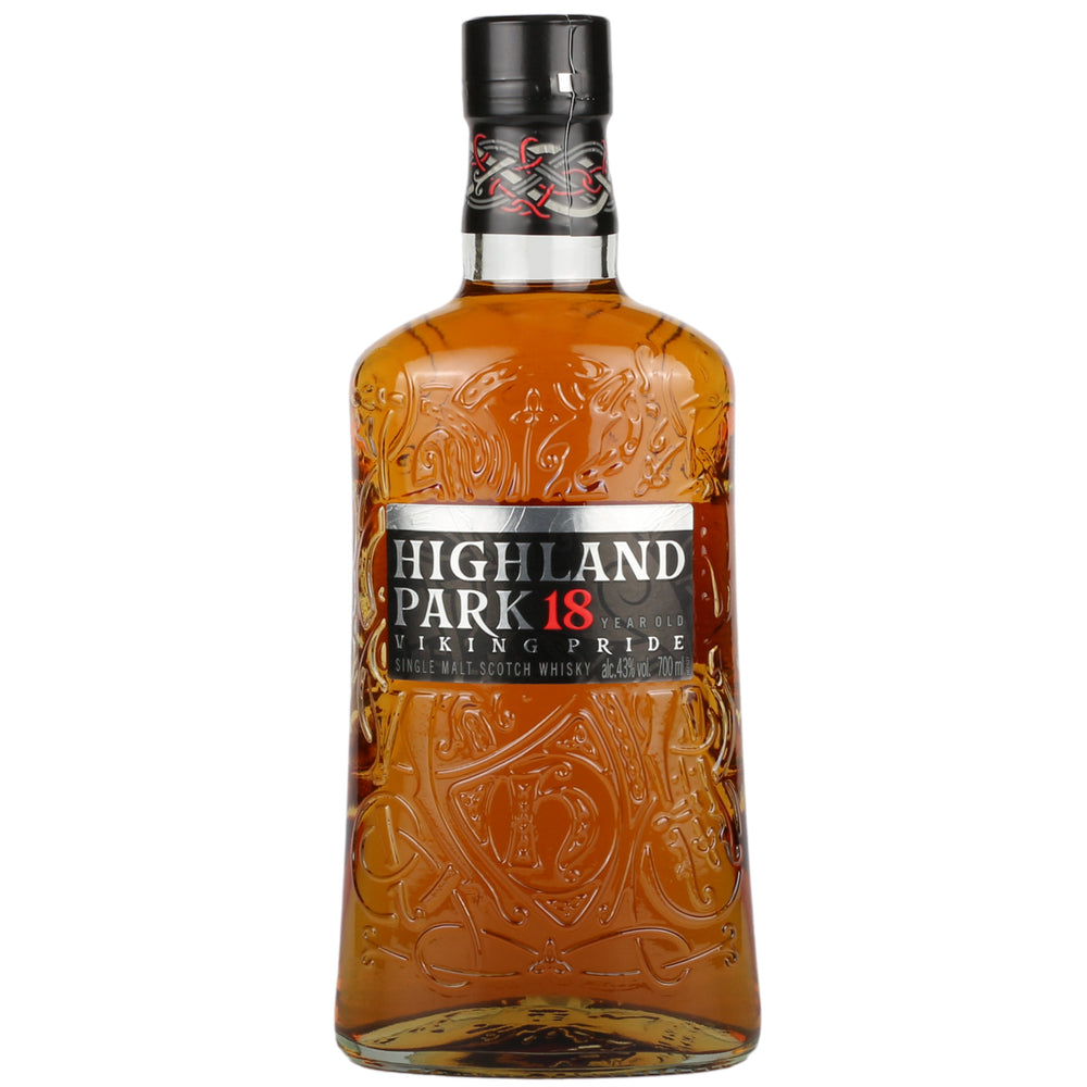 Highland Park 18 Years Single Malt Whisky