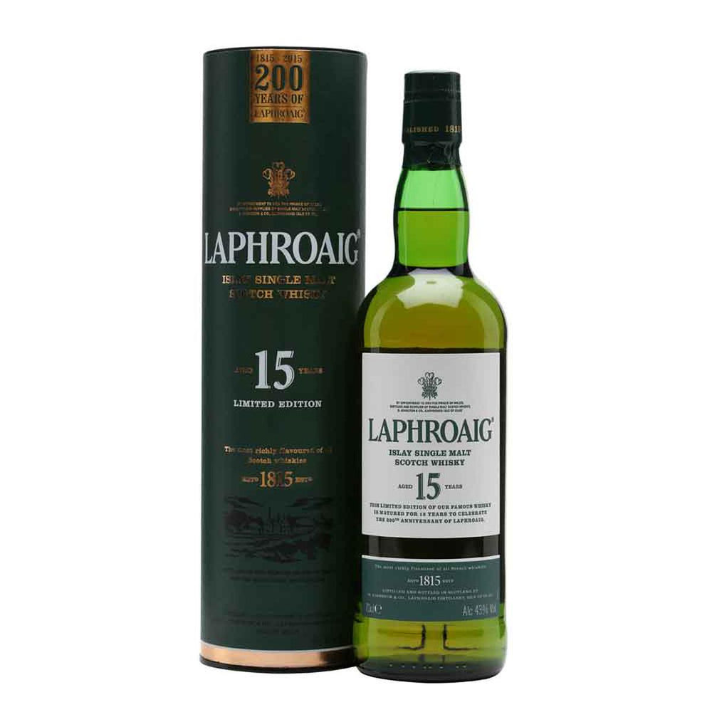 Laphroaig 15 Years 200th Anniversary Whisky