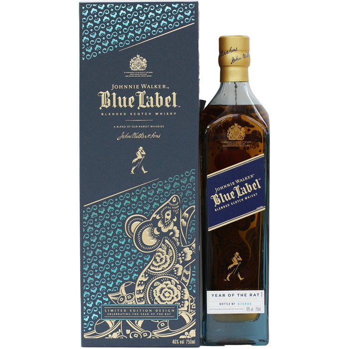 Johnnie Walker Blue Label - Year of the Rat