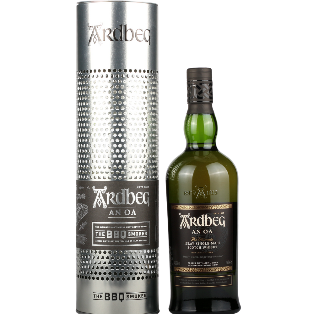2020 Ardbeg AN OA The BBQ Smoker Single Malt Whisky