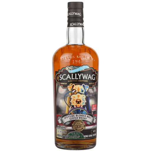 2020 Scallywag Sherry Cask Pure Malt TAXI HK Edition 2020 48%