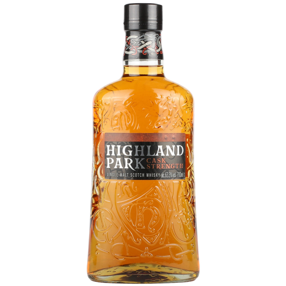 Highland Park Cask Strength Single Malt Whisky
