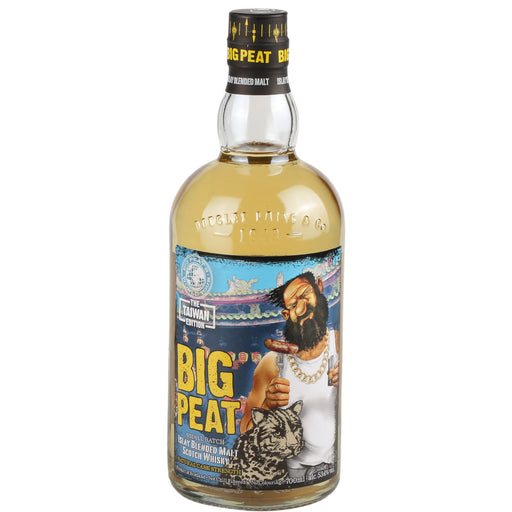 Douglas Laing Big Peat The Taiwan Edition Cask Strength Blended Whisky 53.4%