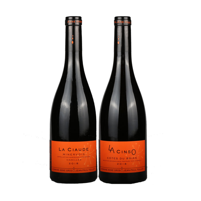 Domaine Anne Gros & Jean Paul Tollot Tasting Pack of 2