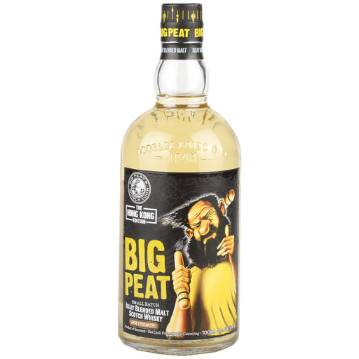 Douglas Laing Big Peat The Hong Kong Edition Cask Strength Blended Whisky 53.1%