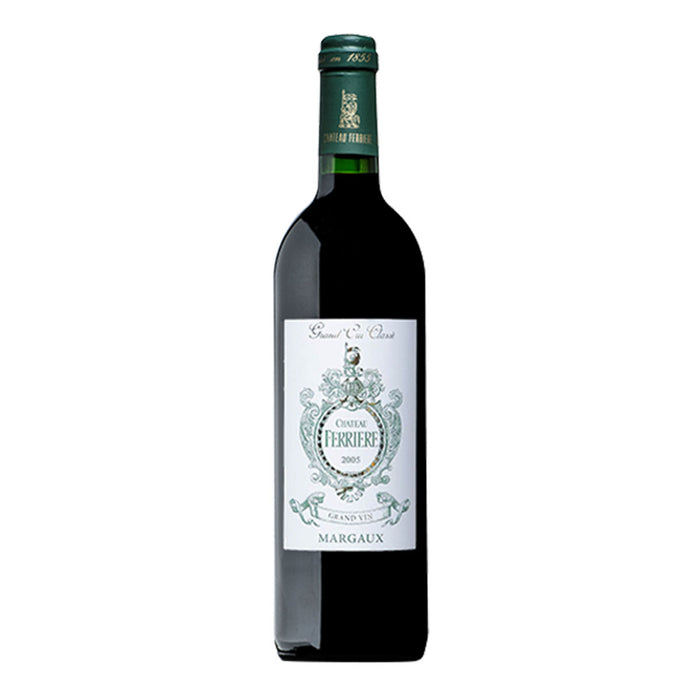2017 Chateau Ferriere (375 ml)