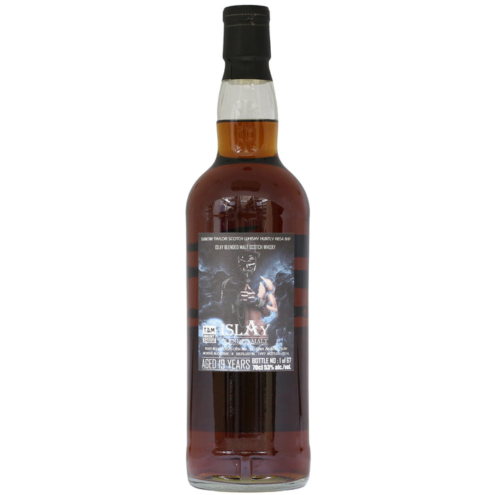 1997 Duncan Taylor Octave Islay 19 Years Blended Malt Single Cask Whisky