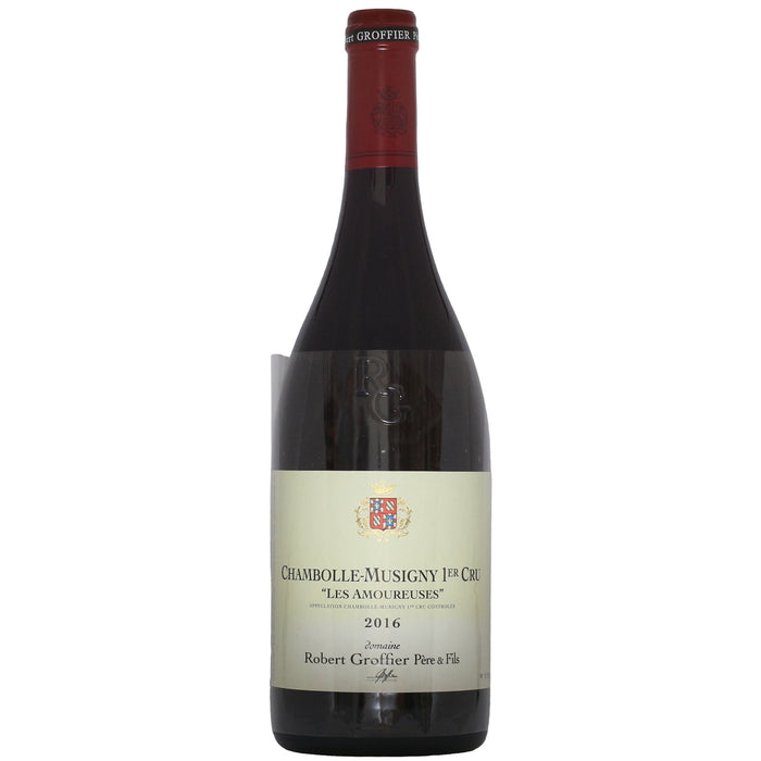 2016 Chambolle-Musigny 1er Cru Les Amoureuses - Groffier Robert Pere & Fils