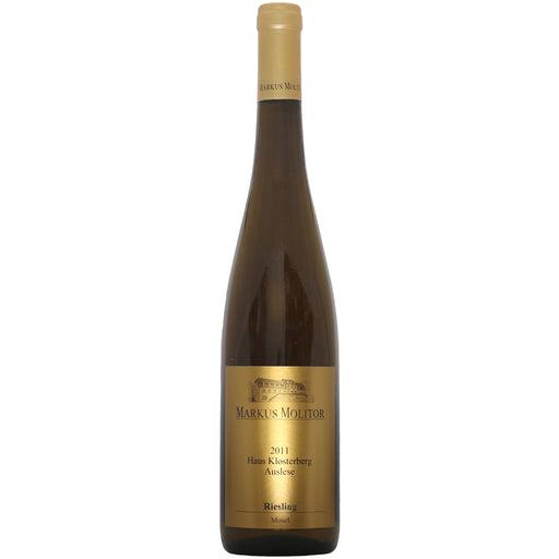 2011 Markus Molitor Haus Klosterberg Riesling Auslese Sweet