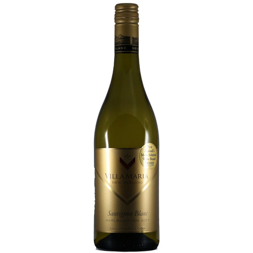 2017 Villa Maria Cellar Selection Sauvignon Blanc