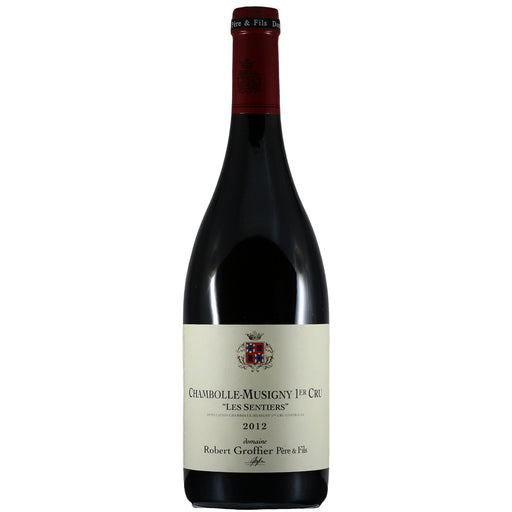 2015 Domaine Robert Groffier Pere & Fils Chambolle Musigny 1er Cru Les Sentiers