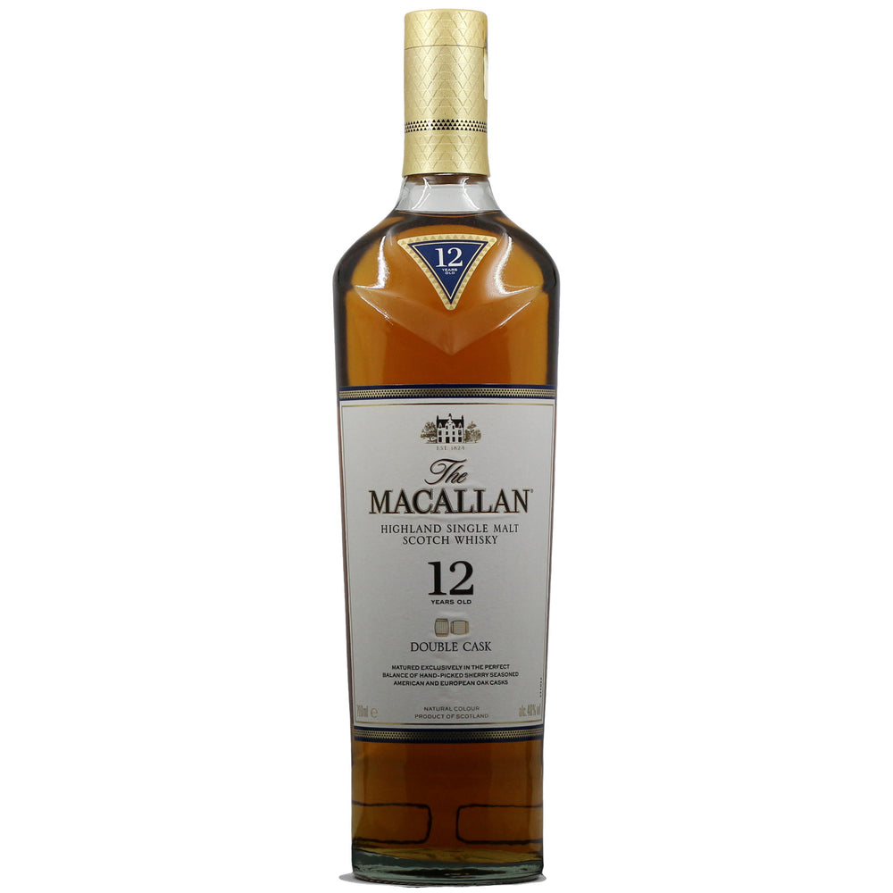 2018 Macallan Double Cask 12 Years Single Malt Whisky