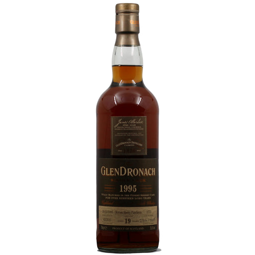 1995 GlenDronach Single Cask 19 Year Old Oloroso Sherry Puncheon Single Malt Scotch Whisky