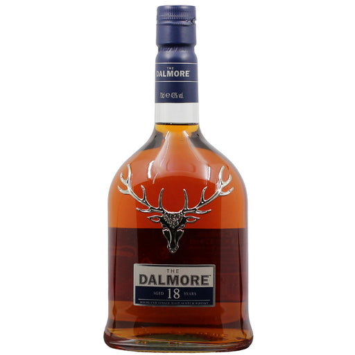The Dalmore 18 Year Old Single Malt Scotch Whisky