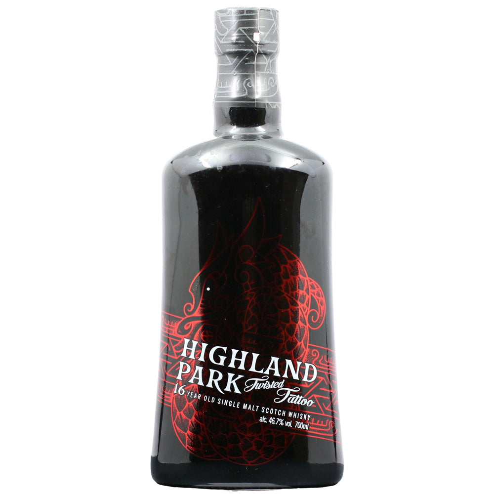 Highland Park Twisted Tattoo 16 Year Old Single Malt Scotch Whisky
