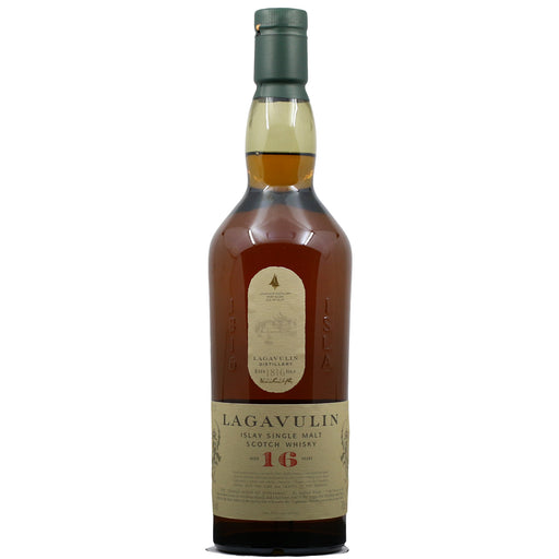Lagavulin 16 Years Single Malt Whisky