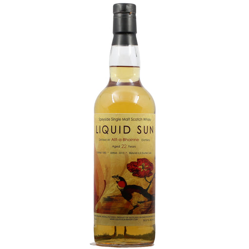 1993 The Whisky Agency x Liquid Sun Allt-a-Bhainne 22 Years Single Malt