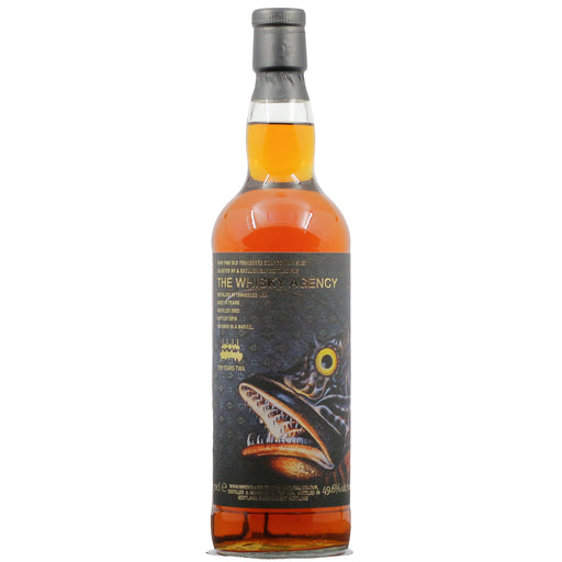 2003 The Whisky Agency 10th Anniversary Tennessee 14 Years Bourbon Whiskey (700 ml)