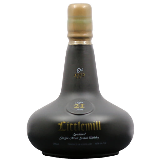 Littlemill 21 Year Old Single Malt Scotch Whisky