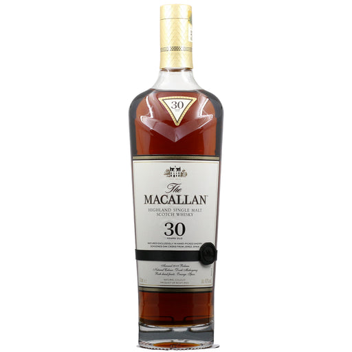 2018 Macallan 30 Years Single Malt Sherry Oak