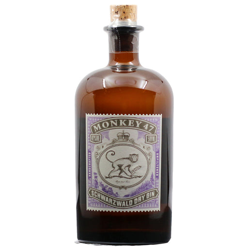 Black Forest Distillers Monkey 47 Schwarzwald Dry Gin (500 ml)
