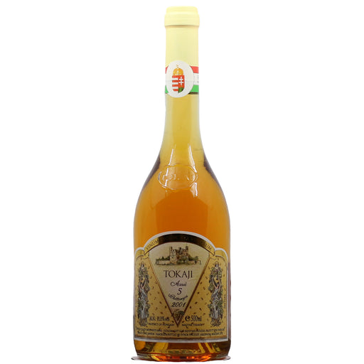 2001 Evinor 5 Tokaji Aszu (500 ml)