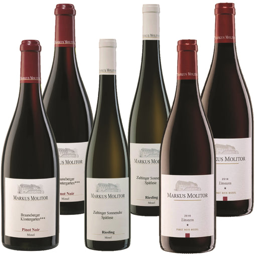 Markus Molitor Mixed Pack - Pack of 6
