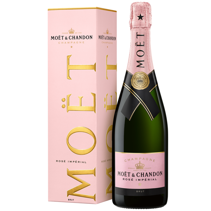 Moet & Chandon Rose NV - Gift Box