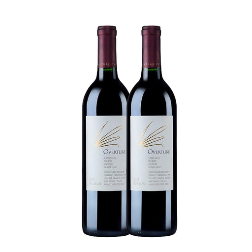 Opus One Overture Log 2018 - Pack of 2