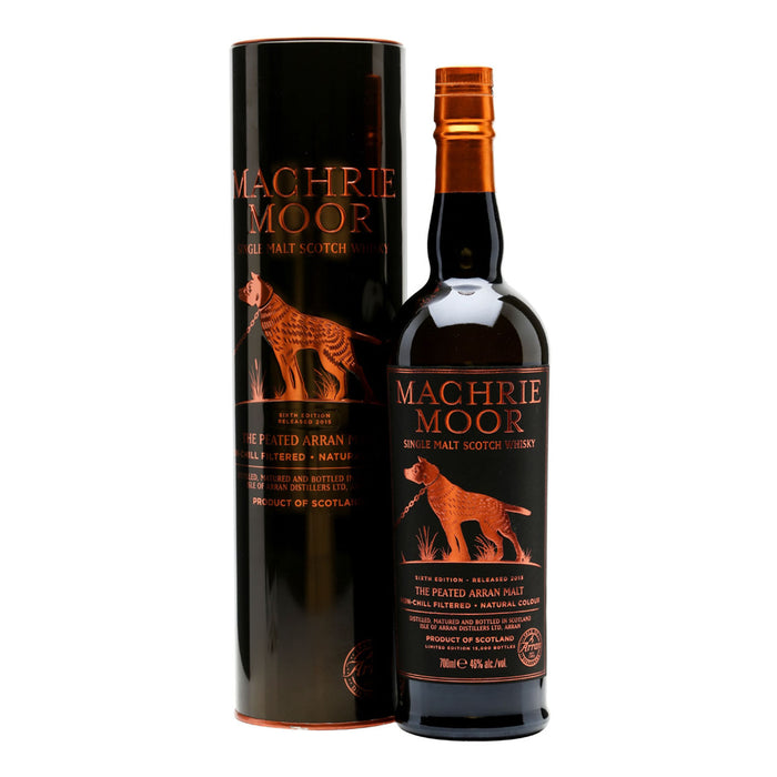 Arran Machrie Moor Malt 5th Edition