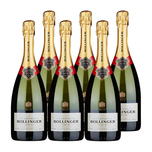 Bollinger Special Cuvee NV - Pack of 6