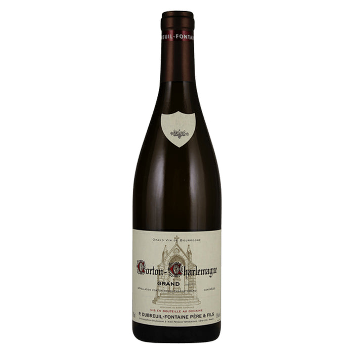1984 Domaine Dubreuil Fontaine Pere et Fils Corton Charlemagne Grand Cru