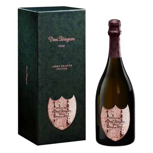 2006 Dom Perignon x Lenny Kravitz Limited Edition Rose
