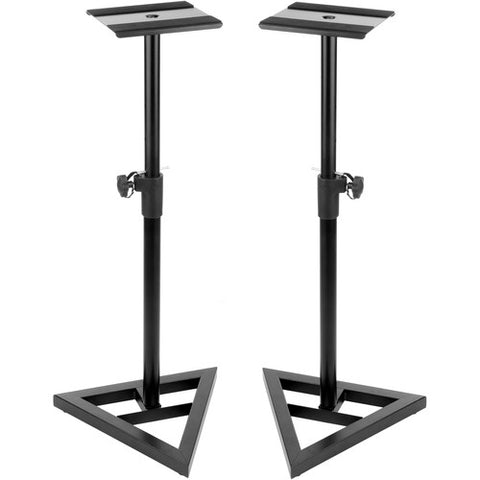 Auray Studio Monitor Stands (Pair)