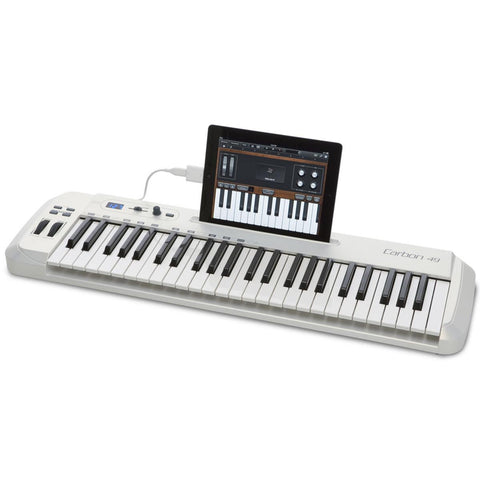 Samson MIDI Keyboard 49 Keys