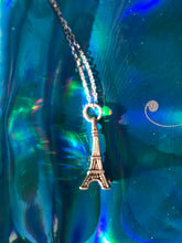 Load image into Gallery viewer, Eiffel Tower Necklace