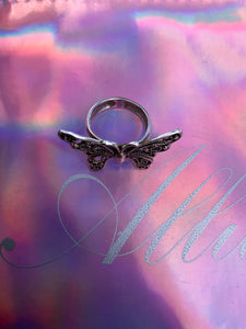 Monarch Filigree Ring