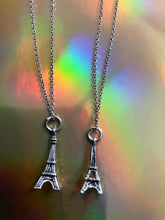 Load image into Gallery viewer, Mini Eiffel Tower Necklace