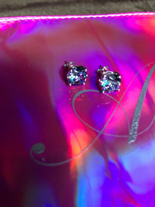Magical Mystic Topaz Stud Earrings