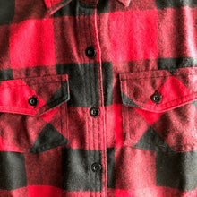 Load image into Gallery viewer, Burnside Ladies Flannel Shirt