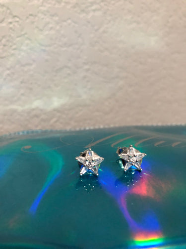 Walk of Fame Star Earrings