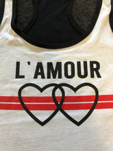 Load image into Gallery viewer, L'Amour Racerback Tank
